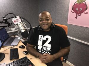 One Love Show – With Tony Taylor