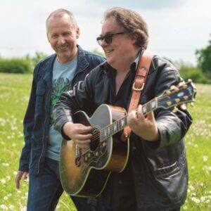 Invisible Folk Club – With Jon Bickley & Steve Yarwood